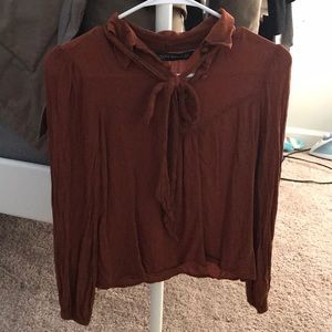 Zara cute blouse